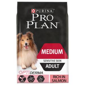 Purina PRO PLAN Medium Adult Sensitive Skin Lachs