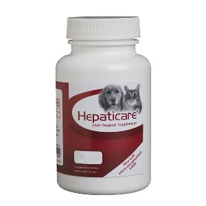 Ceva Hepaticare Liver Support Capsules for Dog & Cat
