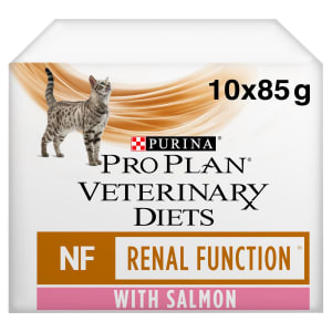 Purina Pro Plan Veterinary Diets Renal Function Wet Cat Food - Salmon