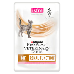 Purina Pro Plan Veterinary Diets Chat NF St/OX Renal Function - Saumon