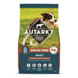 Autarky Grain Free Adult Dry Dog Food - Turkey & Potato