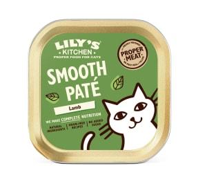 Lily's Kitchen Adult Wet Cat Food - Lamb
