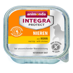 Animonda Integra Protect Niere Nassfutter für Katzen
