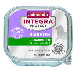 Pâtée Animonda Integra Protect Diabète Pour Chats