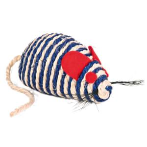 Trixie Sisal-Maus mit Katzenminze