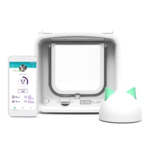 SureFlap Microchip Cat Flap Connect with Wireless Hub