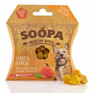 Soopa Grain Free Healthy Bites Dog Treats