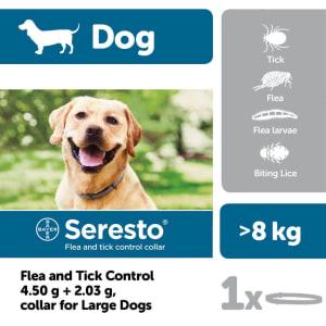 Seresto Flea & Tick Control Collar for Dog