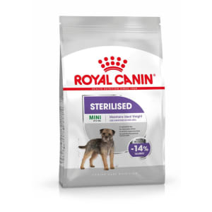 Royal Canin Mini Sterilised Care Dry Adult Dog Food