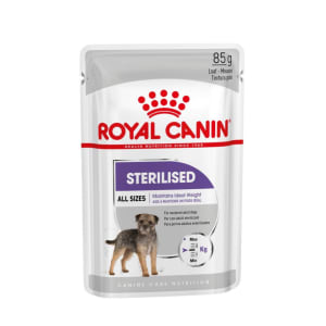 Royal Canin Sterilised Wet Adult Dog Food