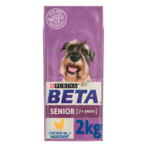 BETA Senior Dry Dog Food - Chicken
