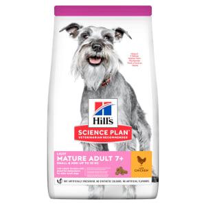 Hill's Science Plan Canine Small & Mini Mature Adult Light Kip