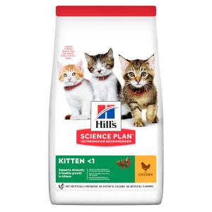 Hill's Science Plan Kitten <1 Dry Food Poulet