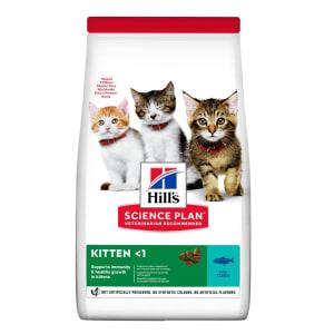 Hill's Science Plan Kitten <1 Dry Cat Food - Tuna