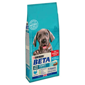BETA Large Breed Puppy Dry Dog Food - Turkey