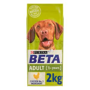 BETA Adult Dry Dog Food - Chicken