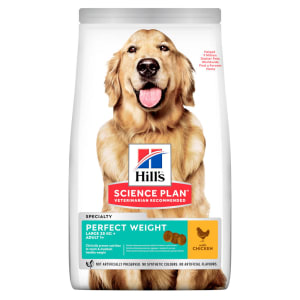 Hill's Science Plan Canine Large Adult Perfect Weight Poulet