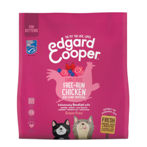 Edgard & Cooper Grain Free Run Kitten Dry Cat Food - Chicken