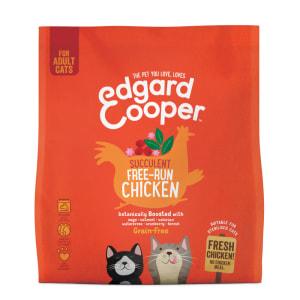 Edgard & Cooper Grain Free Succulent Adult Dry Cat Food - Chicken