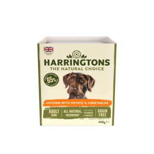 Harringtons Grain Free Adult Dry Dog Food - Chicken with Potato & Vegetables