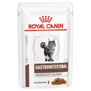 Royal Canin Veterinary Diet Feline Gastro Intestinal Moderate Calorie