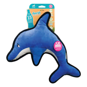 Beco Pets Rough & Tough Medium Dog Toy in Blue