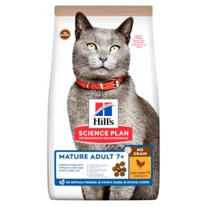 Hill's Science Plan Feline Mature Adult No Grain Huhn