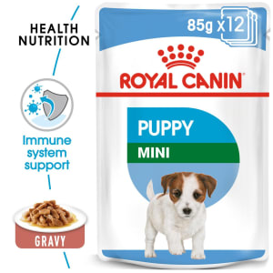 Royal Canin Mini Puppy Wet Dog Food