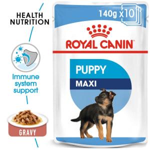 Royal Canin Maxi Puppy Wet Dog Food