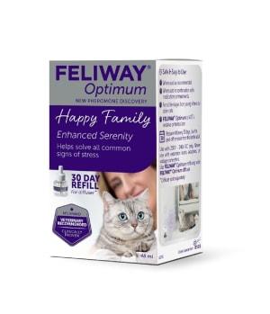 Feliway Optimum Refill Diffuser (30 Days)
