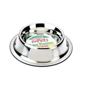 Classic Non-Tip Slip Dish Dog Bowl
