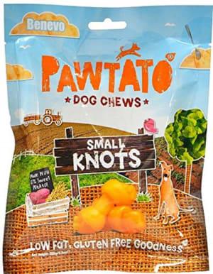 Benevo Pawtato Small Knots Vegan Dog Treats