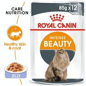 Royal Canin Adult Intense Beauty Wet Cat Food