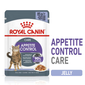 Royal Canin Appetite Control Adult Sterilised Wet Cat Food - Jelly