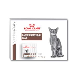 Royal Canin Veterinary Diet Feline Gastrointestinal Pack