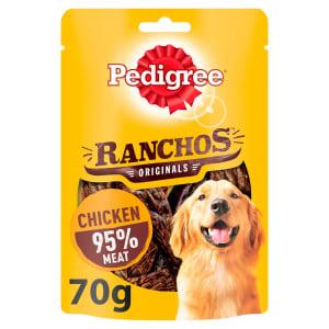 Pedigree Ranchos Dog Treats - Chicken