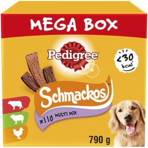Pedigree Schmackos Dog Treats - Multimix Mega Box
