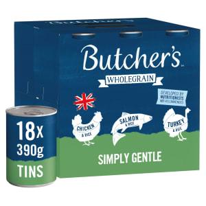 Butcher's Wholegrain Simply Gentle Wet Dog Food