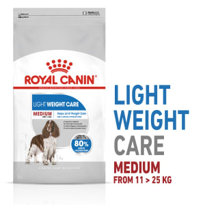 Royal Canin Light Weight Medium Chien Adulte Nourriture Croquettes