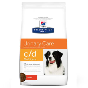 Hill's Prescription Diet Urinary Care c/d Multicare Dry Dog Food - Chicken