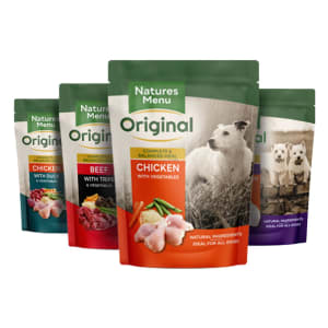 Natures Menu Adult Wet Dog Food - Multipack