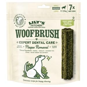 Lily's Kitchen WoofBrush Dental Medium Adult Dog Treats