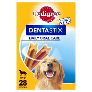 Pedigree Dentastix Daily Adult Large Dog Dental Treats