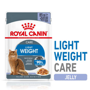 Royal Canin Ultra Light Care In Gravy Adult Cat Wet Food - Jelly