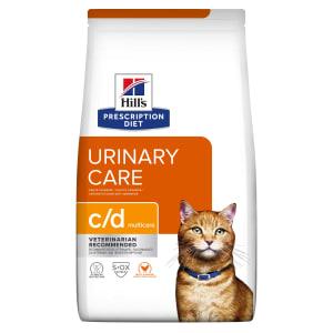Hill's Prescription Diet Urinary Care c/d Multicare Dry Cat Food - Chicken