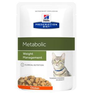 Hill's Prescription Diet Feline Metabolic