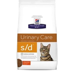 Hills Prescription Diet s/d voor katten