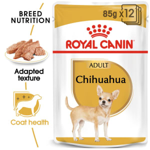 Royal Canin Chihuahua Small Adult Wet Dog Food