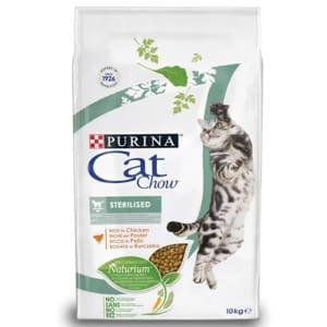 Purina Cat Chow Sterilised - Riche en Poulet