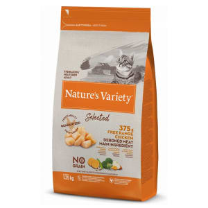 Nature's Variety Selected Sterilized Adult Dry Cat Food - Free Range Chicken